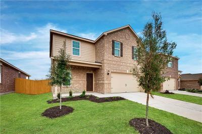 Anna Single Family Home For Sale: 105 Curt Street