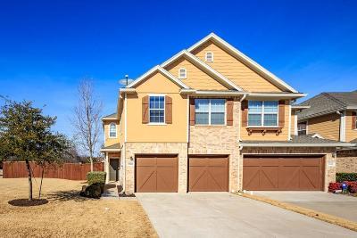 Plano Townhouse For Sale: 2301 Oklahoma Avenue