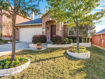 Frisco Single Family Home Active Option Contract: 13350 Velasco Drive