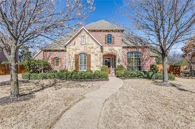 Flower Mound Single Family Home For Sale: 4700 Fairbank Lane