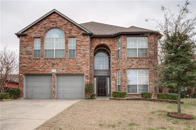 Grand Prairie Single Family Home For Sale: 1843 Hidden Brook Drive