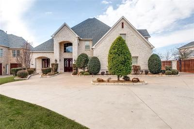 Colleyville Single Family Home Active Option Contract: 5208 Pool Road