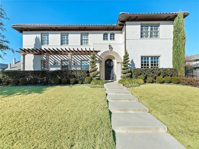 Montserrat, La Cantera Single Family Home Active Option Contract: 9350 Marbella Drive