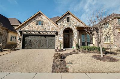 Grapevine Single Family Home Active Option Contract: 4806 Trevor Trail