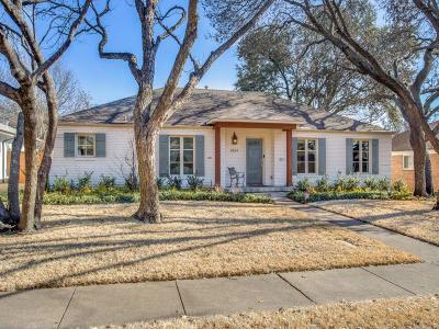 Single Family Home For Sale: 6824 Redstart Lane