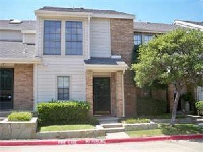 Farmers Branch  Residential Lease For Lease: 3635 Garden Brook Drive #116