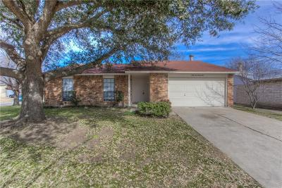 Forest Hill Single Family Home For Sale: 3229 Chalmette Court