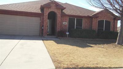Haltom City Single Family Home Active Option Contract: 4700 Woodhaven Lane