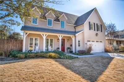 Single Family Home Active Contingent: 6968 Dalhart Lane