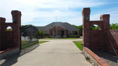 Farmersville Single Family Home Active Contingent: 1578 Fm 547