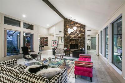 Dallas Single Family Home For Sale: 6812 Caulfield Drive
