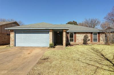 Allen Single Family Home Active Option Contract: 615 High Meadow Drive