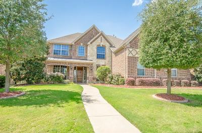 Flower Mound Single Family Home For Sale: 5009 Mystic Hollow Court