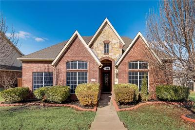 Royse City Single Family Home Active Option Contract: 1305 Hunters Glen