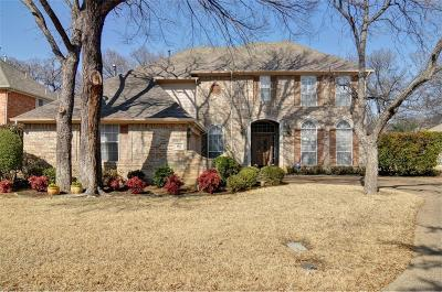 Arlington Single Family Home For Sale: 403 Royal Colonnade