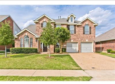 Mckinney Single Family Home For Sale: 5316 Rolling Rock Drive