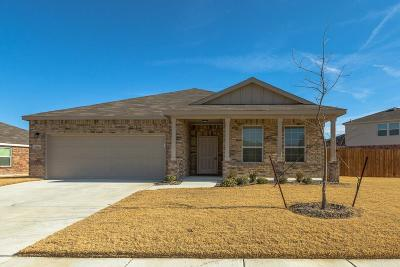 Fate Single Family Home For Sale: 204 Tiffany Drive