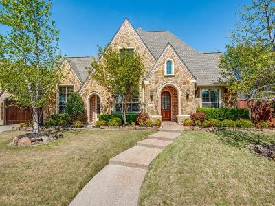 Frisco Single Family Home For Sale: 11454 Coronado Trail
