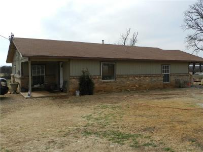 Poolville Single Family Home For Sale: 9611 W Highway 199