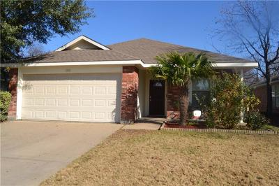 Ennis Single Family Home Active Option Contract: 1102 N Gaines Street