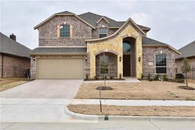 Melissa Single Family Home For Sale: 3308 Herron Drive