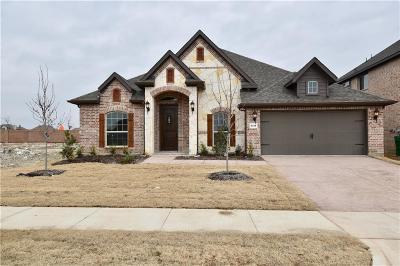 Melissa Single Family Home For Sale: 3418 Herron Drive