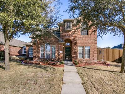 Rockwall Single Family Home For Sale: 1450 Memorial Drive