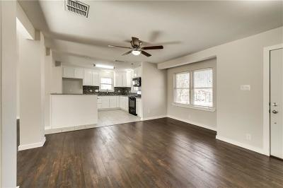 Mansfield Single Family Home For Sale: 312 Tarrant Street