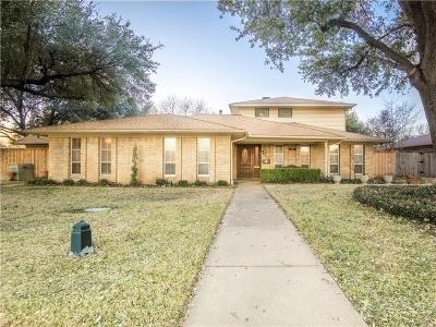 Irving Single Family Home For Sale: 501 Tanglewood Drive S
