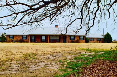 Edgewood Single Family Home Active Contingent: 712 S Houston