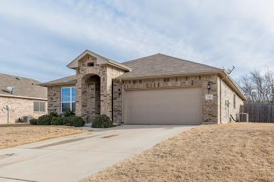Crowley Single Family Home For Sale: 316 Mesa Vista Drive