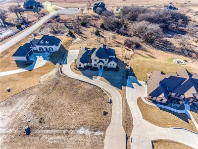 Aledo Single Family Home Active Option Contract: 204 Creek Wood Drive