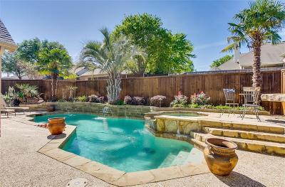 Frisco Single Family Home For Sale: 5125 Lakehill Boulevard