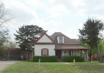 Prosper Single Family Home For Sale: 306 E Broadway Street