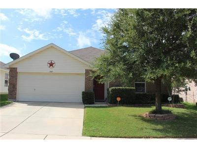 Sendera Ranch, Sendera Ranch East Residential Lease For Lease: 1049 Fort Apache Drive