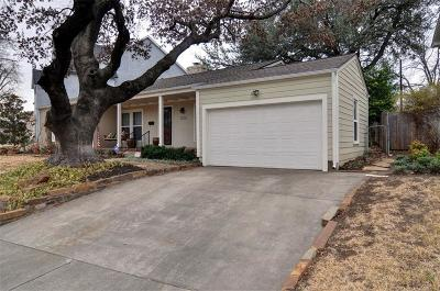 Residential Lease For Lease: 3725 Westcliff Road N