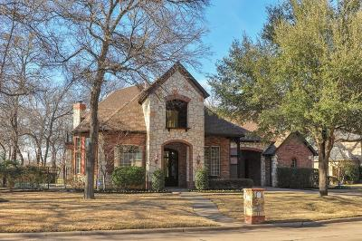 Fort Worth Single Family Home For Sale: 401 Forest River Circle