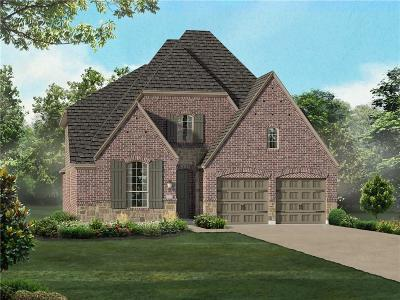 The Colony Single Family Home For Sale: 8332 Richmond