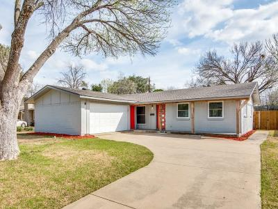 Dallas Single Family Home For Sale: 3246 St Croix Drive