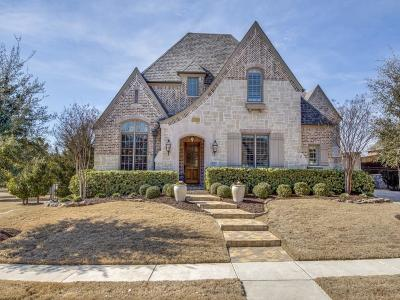 Allen Single Family Home Active Contingent: 1247 Monica Drive