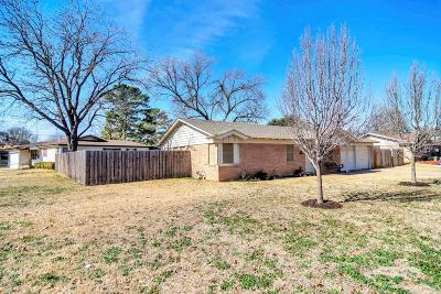 Hurst Single Family Home Active Option Contract: 301 Simmons Drive