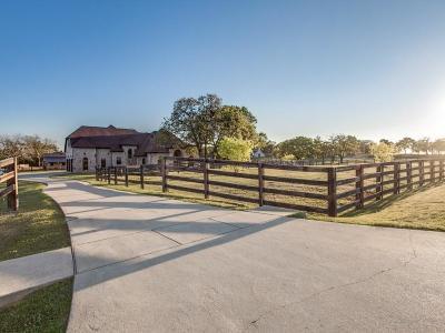 Bartonville Single Family Home Active Option Contract: 1695 Barrington Hills Boulevard