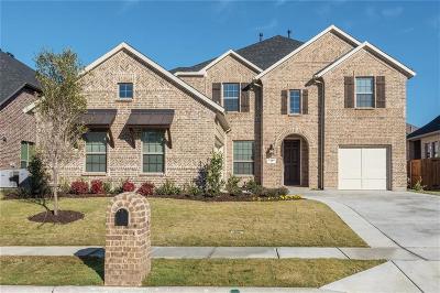 Rowlett Single Family Home For Sale: 7005 Barolo Drive