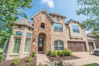 McKinney Single Family Home For Sale: 424 Preston Drive