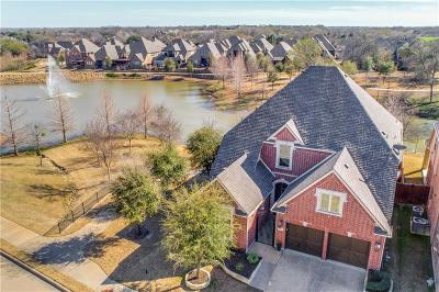 Allen Single Family Home Active Option Contract: 1845 Audubon Pond Way