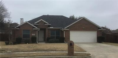 Corinth Single Family Home For Sale: 4300 Grassy Glen Drive