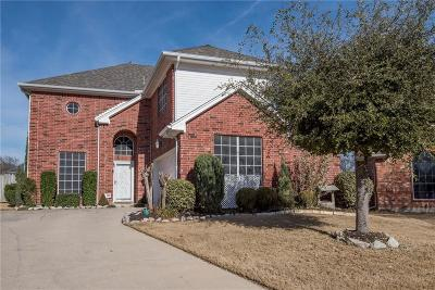 Keller Single Family Home For Sale: 619 Wyndham Circle