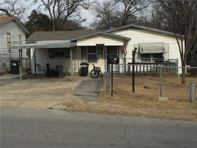 Sansom Park Single Family Home For Sale: 5154 Buchanan Street