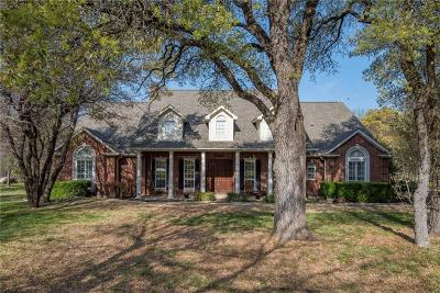 Fort Worth Single Family Home For Sale: 7824 Aledo Oaks Court