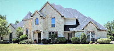 Aledo TX Single Family Home For Sale: $519,800